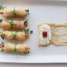 Raw Food Recipes, Asian Recipes, New Recipes, Cooking Recipes, Vegetarian Recipes, Healthy Recipes, K Food, Good Food, Yummy Food