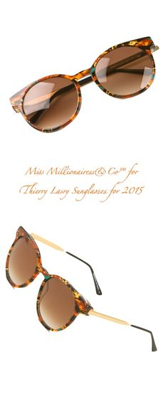 Thierry Lasry Sunglasses for 2015