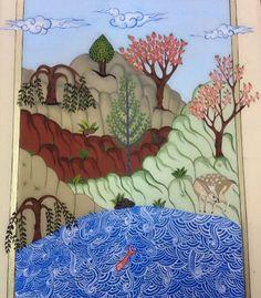 #geleneksel#türk#sanatları #kitap#sanatları#minyatür