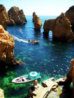 Ponda da Piedade – Algarve, Portugal | 129 Places Worth Visiting Once in a Lifetime