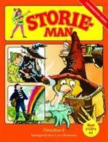 """Nog 'n fantastiese Storieman omnibus is hier! In hierdie uitgawe lees ons weer van Timmertak en Abigael die spinnekop se avonture. Daar is ook gunsteling-stories soos """"Simon se kanaal"""", """"Die laaste vlentertjie reënboog"""", """"Oom Stoffel eet by 'n towenaar"""", """"Die parasol"""" en """"Die vriendelike beer"""". Geniet ook nog 'n lekker Liewe Heksie-storie en word betower..."""