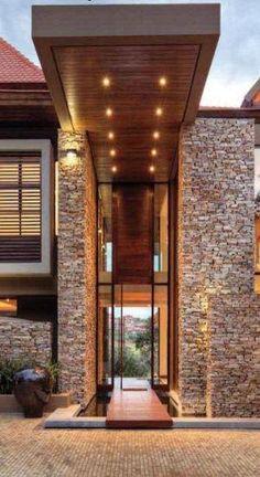 CINTIA: ME PARECE MUY ESTILOSA Y MUY BONITA YA QUE SE COMPONE DE UNOS BUENOS MATERIALES #architecture ☮k☮ #modern: by willie