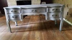 Antique Desk or Dressing Table $50