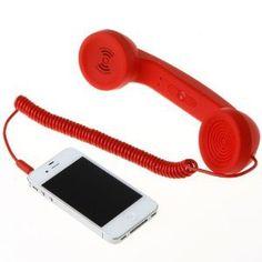 Amazon.com: Red Handset: Cell Phones & Accessories