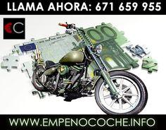Empeño Moto ¿Quiere obtener dinero por el empeño su moto? garantizamos la mayor cantidad de dinero por el empeño de una moto y también de otros vehículos.  http://www.empenocoche.info/empe%C3%B1o-moto.html