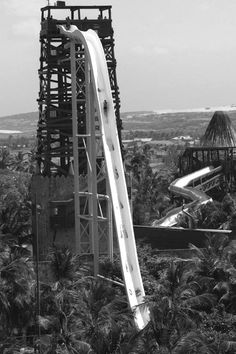 I wanna I wanna! Imagine if you went too fast at the top so you didn't slide down like normal but you flew off it.