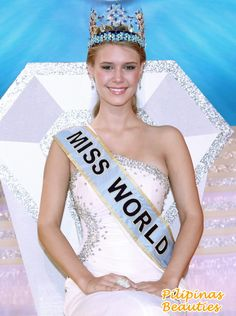 Alexandria Mills winner of Miss World 2010 photo Beautiful Inside And Out, Most Beautiful Women, Beautiful People, Miss Monde, Miss World 2000, Lila Baby, World Winner, Miss Univers, Miss Usa