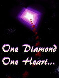 One Diamond, One Heart by ~Reggaeluv2000 on deviantART
