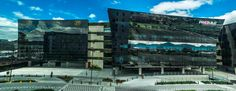 Bogota modern architecture