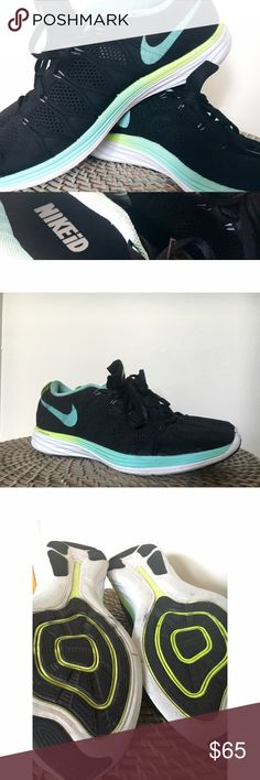 NikeID Lunarlon Sneakers * Authentic NikeID Sneakers  * Size: 12 Men's  * Condition: Lightly Worn  * Retails at $150-200 * Accepting offers, via the offer option only Nike Shoes Sneakers