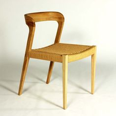 Moller Style Paper Cord Chair
