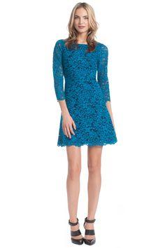 Celestial Lace Miranda Dress
