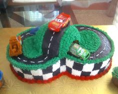 disney cars birthday cake - Bing Images