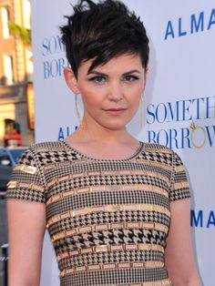 Funky short summer hair! If my hair could look like this I would cut it short again in a second.