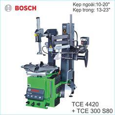 Máy tháo vỏ xe BOSCH TCE-4420+TCE300
