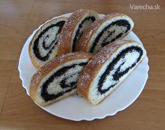 Náš makový závin (fotorecept) Bread, Food, Basket, Breads, Hoods, Meals, Bakeries