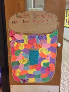 Bully beans by Julia cook - awareness week activity.