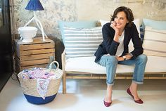 Ines de la Fressange Opens a Chic Shop in Paris