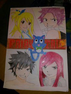 Poster de Fairy Tail :)