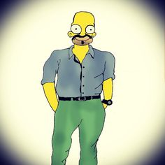 """Raghu Ram! #Homer #Simpson #Raghu #Homerization  #instadaily #art #instagramers #igers #followback #igaddict #instagood #iphonesia #igdaily #follow…"""