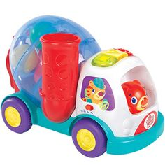 Bright Starts Having a Ball Swirl & Roll Truck $18