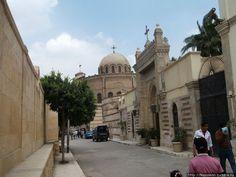 Коптский район * Каир * Провинция Каир * Египет * Африка * Города, страны и материалы * Материалы * Личная страница: Napoleon