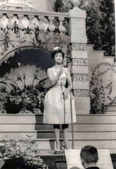 Eurovision Song Contest 1961: Lill-Babs, Sweden