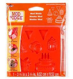 Mod Podge ® Mod Molds - Celebration