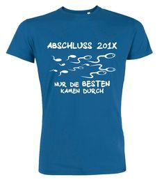 Nur die Besten kamen durch Abschluss T-Shirt