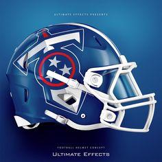 Nfl Football Helmets, Football Art, College Football, Nfl Logo, Sports Logo, Titan Helmet, Tennessee Titans Football, 32 Nfl Teams, Nfl Photos