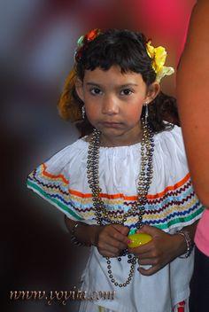 Trajes tipicos Nicaraguenses Centro America, Atelier Yoyita