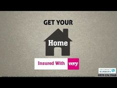 "Very, the British online retailer provides Home Insurance to its customers. The Infographic titled as ""Get Your Home Insured with Very"" explains everything you need to know about the Home Insurance offered by Very."