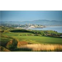 One Night St Andrews Golf Getaway for Two from Experience Frenzy