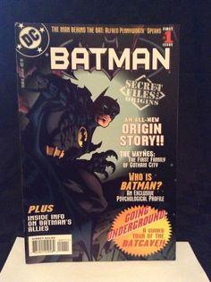 DC Comics Batman Blackgate Special Issue #1 1997 Comic Book Going Underground