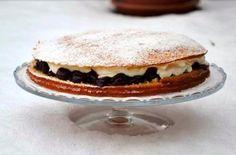 Nedělní piškotový dort – recept na sladké pohlazení - Dezert - Recepty - ŽENY sro