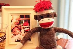 pic of lucas with monkey