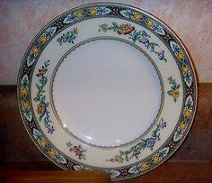 "Minton 1920's ~ 9"" Luncheon Plates ~ Berkeley B1020 Pattern"
