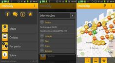 tracking buses iphone