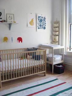 article-image Ikea Nursery, Chic Nursery, Nursery Room, Nursery Decor, Nursery Ideas, Nursery Layout, Nursery Shelves, Playroom Decor, Nursery Furniture