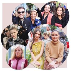 E na fila A do desfile da @maisonvalentino o Vogue team em peso  muito bem representado por @danielafalcao1 @srogar @donatameirelles e @brunoastuto  a atriz Kate Mara e as fashionistas @katefoley @emrata e @oliviapalermo. (Fotos: @fashiontomax @luizaferraz) #valentino #voguenapfw  via VOGUE BRASIL MAGAZINE OFFICIAL INSTAGRAM - Fashion Campaigns  Haute Couture  Advertising  Editorial Photography  Magazine Cover Designs  Supermodels  Runway Models