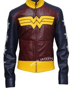Get 50% OFF on Wonder Woman Jacket. Shop with confidence.