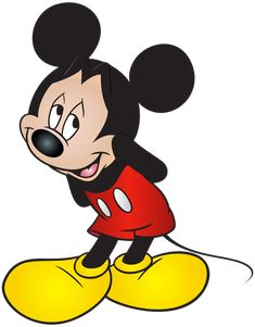 Mickey Mouse Free Transparent Image