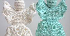 3d Origami, Christmas Angels, Barbie, Knitting, Angeles, Crochet Christmas, Ornament, December, Winter