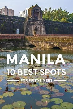 10 Best Places to Visit in Manila for First-Timers... Where to go in Manila . This travel guide blog takes you to top tourist spots, best places to visit, must-see attractions beautiful places for 2018. https://www.detourista.com/guide/manila-best-places/