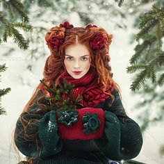 Based in Ekaterinburg, Russia, photographer Margarita Kareva is able to turn her dream worlds into a reality through her enchanting portrait photographs. Margarita, Fantasy Photography, Beauty Photography, Editorial Photography, Modeling Photography, Hobby Photography, Lifestyle Photography, Mode Russe, Fotografie Hacks