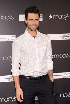 Adam Levine Photo - Adam Levine Signature Fragrances Launch Event