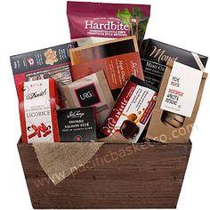 Canadian Holiday Gift basket Holiday Gift Baskets, Gourmet Gift Baskets, Holiday Gifts, Corporate Gift Baskets, Corporate Gifts, Canadian Holidays, Customized Gifts, Food, Xmas Gifts