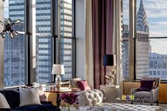 $25,000 hotel suite in New York City comes with a diamond ring