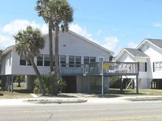 Edisto Island house rental