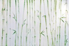 BAMBUZAL  Coleção: Heranças  Técnica: Aquarela sob tela  Medidas: 0.80 x1.20  www.tribodasartes.com